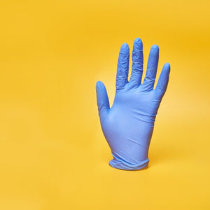 Nitrile Exam Gloves - 100 Pieces (1 box) - Protectly