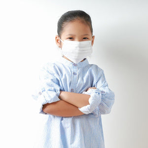 Kid's Surgical Masks (ASTM Level 2) - 50 Pack - Protectly