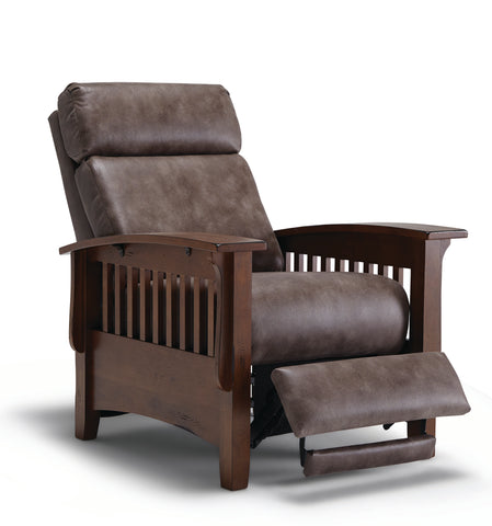 Opened Best Home Furnishings Tuscan Power Recliner