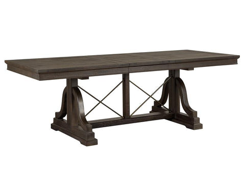 Westley Falls Trestle Dining Table
