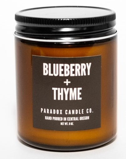 Blueberry + Thyme Candle