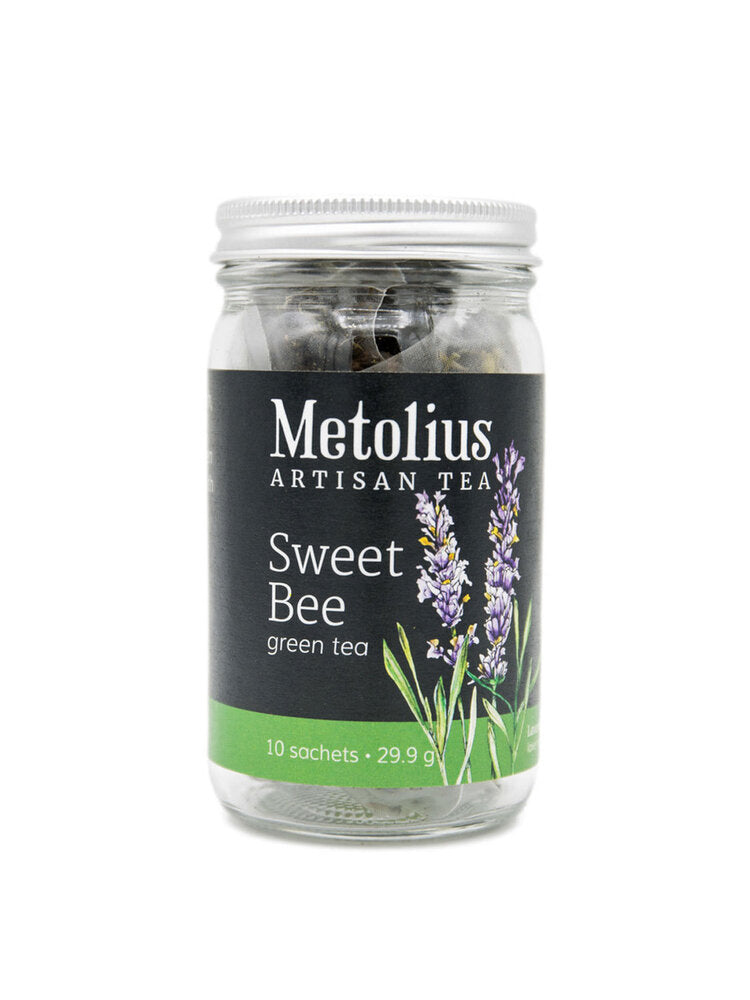 Metolius Artisan Tea - Sweet Bee Green Sachets