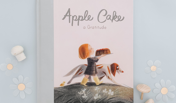 Book Review: Apple Cake By Dawn Casey