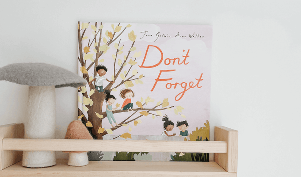 Book Review: Don't Forget By Jane Godwin & Anna Walker