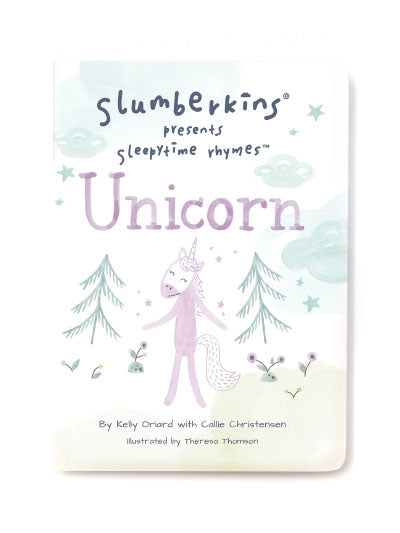 Slumberkins Unicorn Board Book - Authenticity