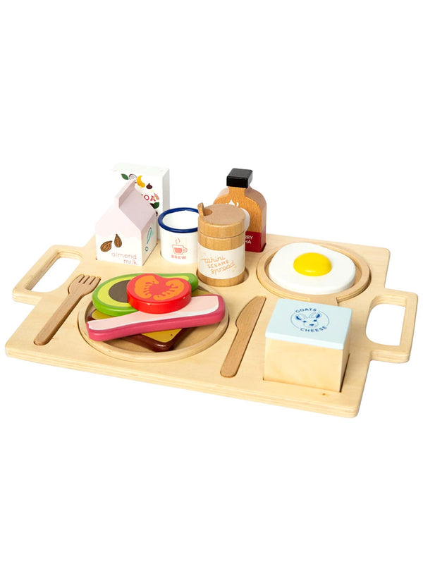 Iconic Healthy Breakfast Tray