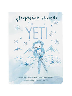 Slumberkins Yeti Board Book - Mindfulness