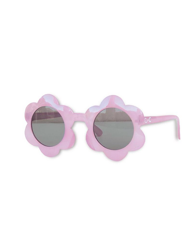 Cammy + Co Bloom Sunglasses - Periwinkle