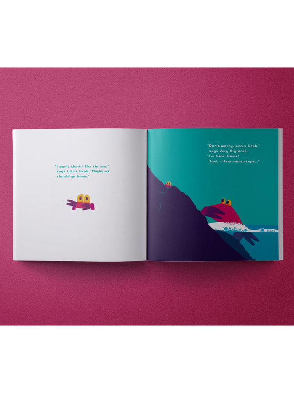 Dont Worry, Little Crab Chris Haughton (Board Book)