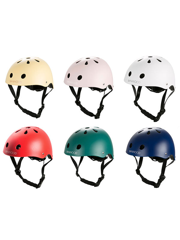 Banwood Classic Helmet - Dark Green