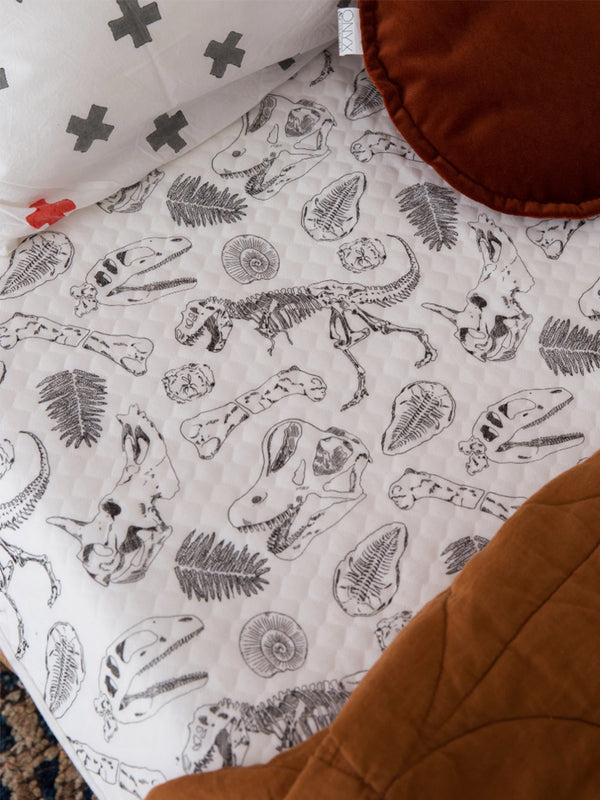Jurassic Bed Mate - Waterproof Sheet Protector