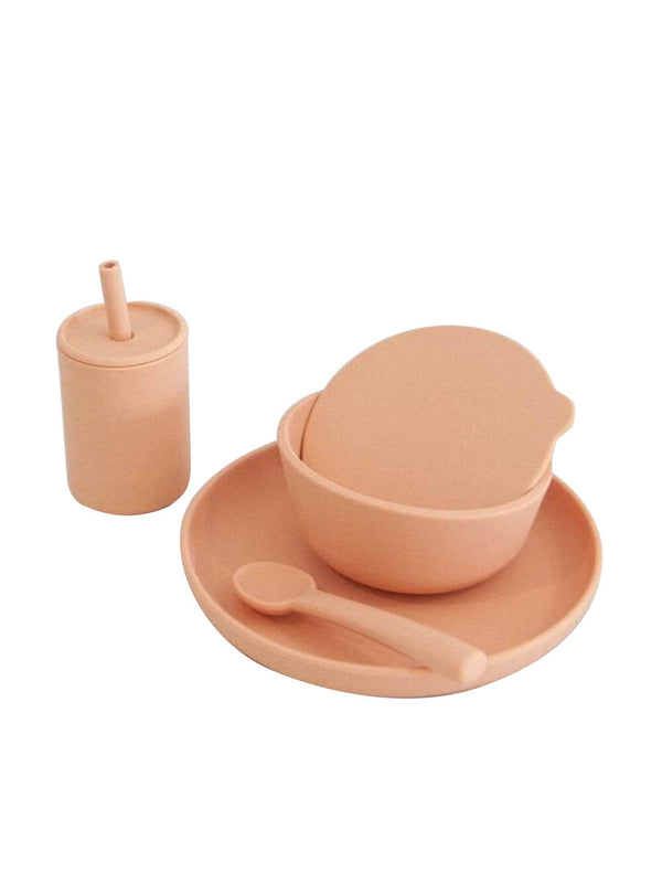 Rommer Dinner Set - Nude