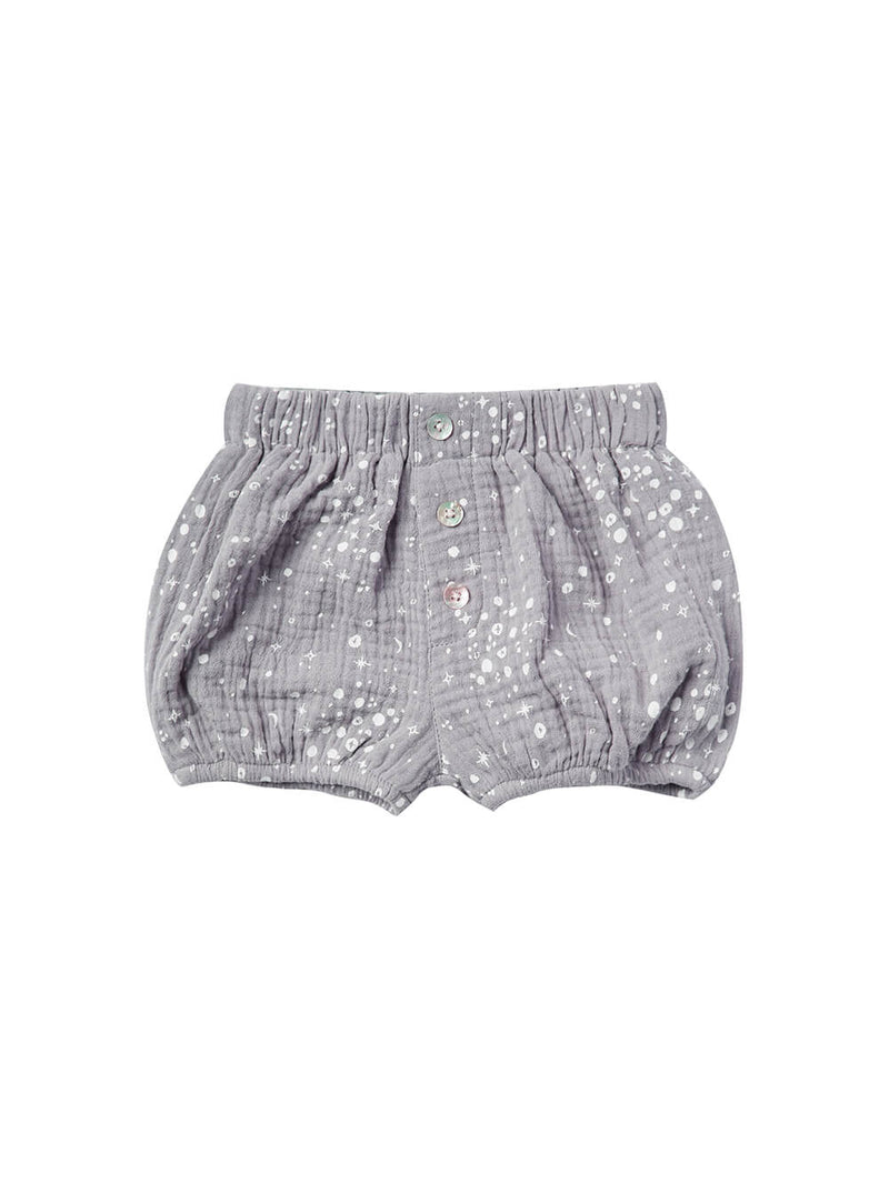 Rylee + Cru Button Short - Moondust