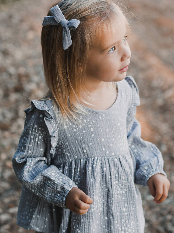 Rylee + Cru Piper Blouse - Moondust