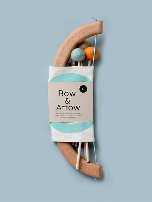 Bow & Arrow Set - Green