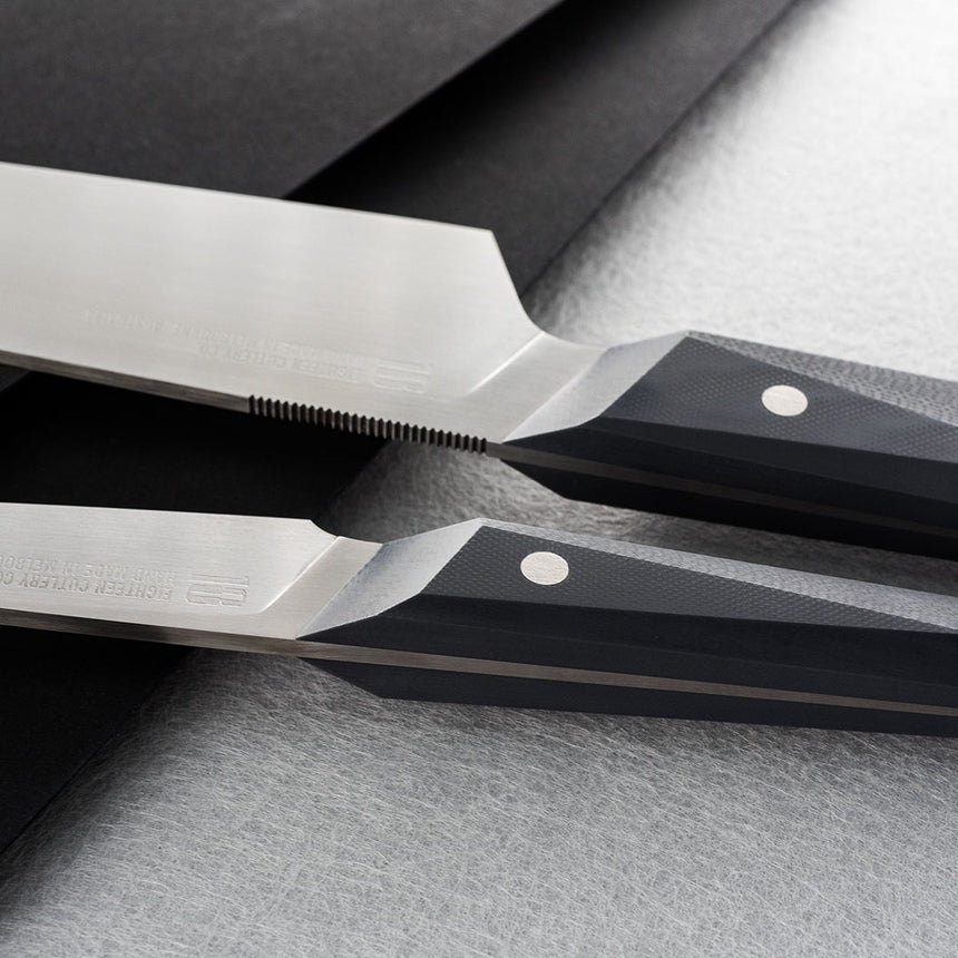 Chef & Parer Set - Stainless Pins