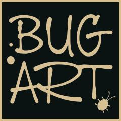 Bug Art Cards