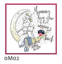 0M02 - Mummy - Love You To The Moon And Back