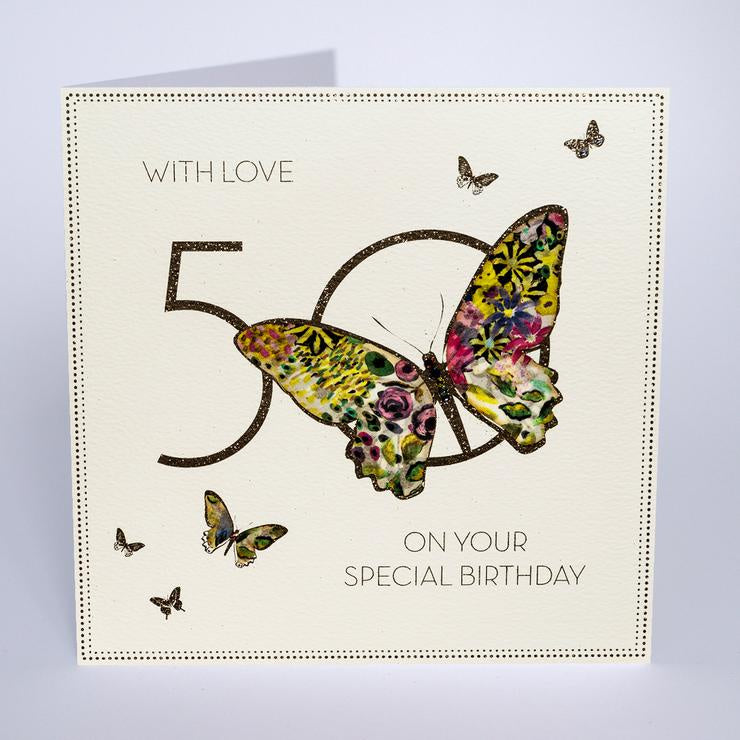 BLY09 - With Love on Your Special Birthday 50