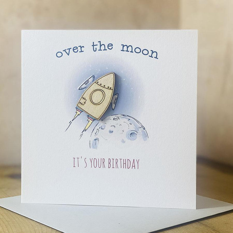 EW03 - Over The Moon - It's Your Birthday