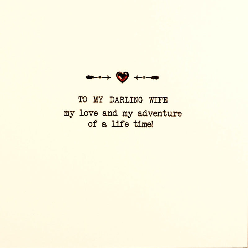 EV20-To My Darling Wife