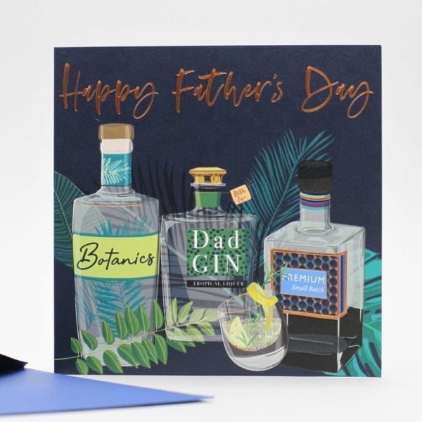 ELS25-Happy Fathers Day Dad Gin