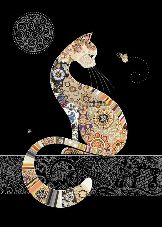 M164-Decorative Cat