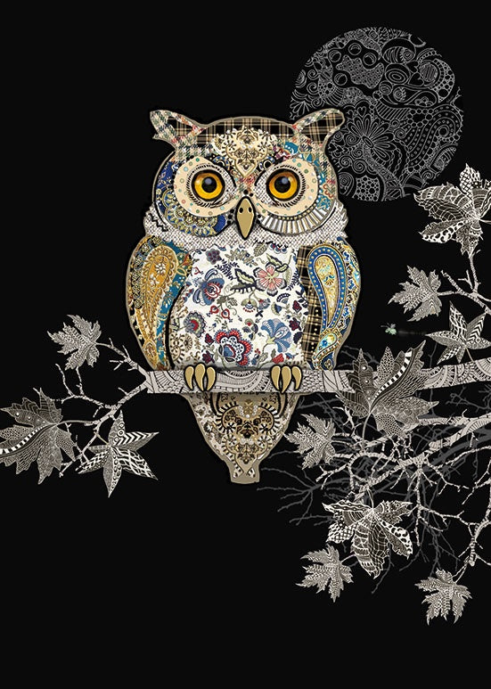 M139-Decorative Owl