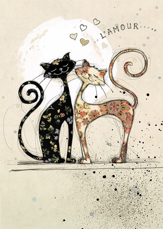 H007-Two Lovecats
