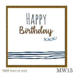 MW15 - Happy Birthday