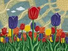Load image into Gallery viewer, Field Tulips