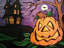 Load image into Gallery viewer, halloween paint by numbers