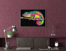 Load image into Gallery viewer, Neon Chameleon