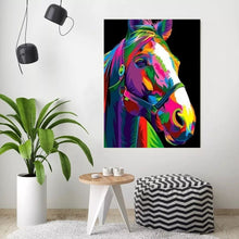 Load image into Gallery viewer, Neon Horse