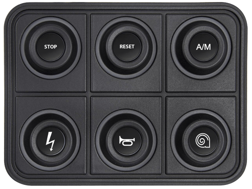 ECUMasters CANBUS SWITCH KEYPAD - Racing Circuits