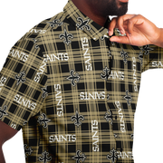 New Orleans Football Mens Button-Down Shirt