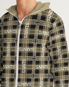 New Orleans Football Men's Windbreaker