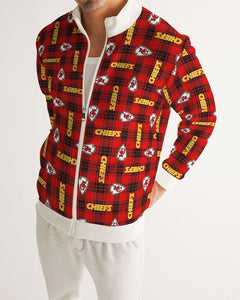 Kansas City Football Men's Track Jacket
