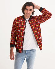 Load image into Gallery viewer, Kansas City Football Men's Bomber Jacket