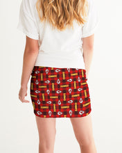 Load image into Gallery viewer, Kansas City Football Women's Mini Skirt