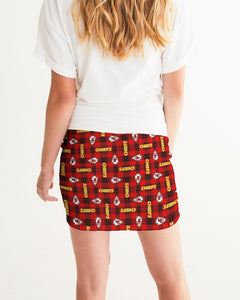 Kansas City Football Women's Mini Skirt