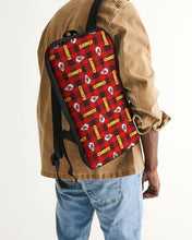 Load image into Gallery viewer, Kansas City Football Slim Tech Backpack
