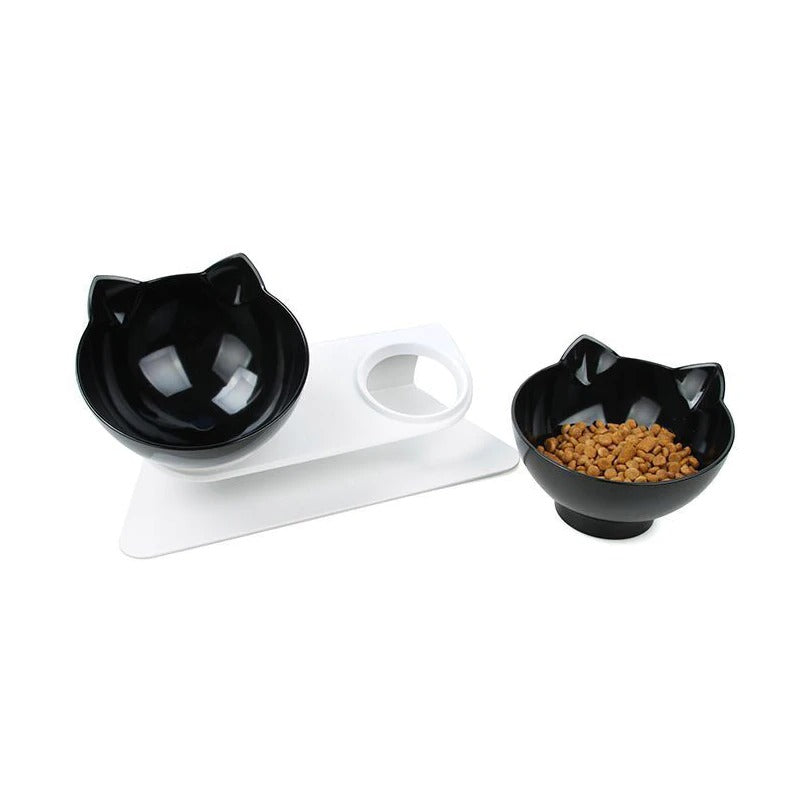 Slant Feeding Bowl