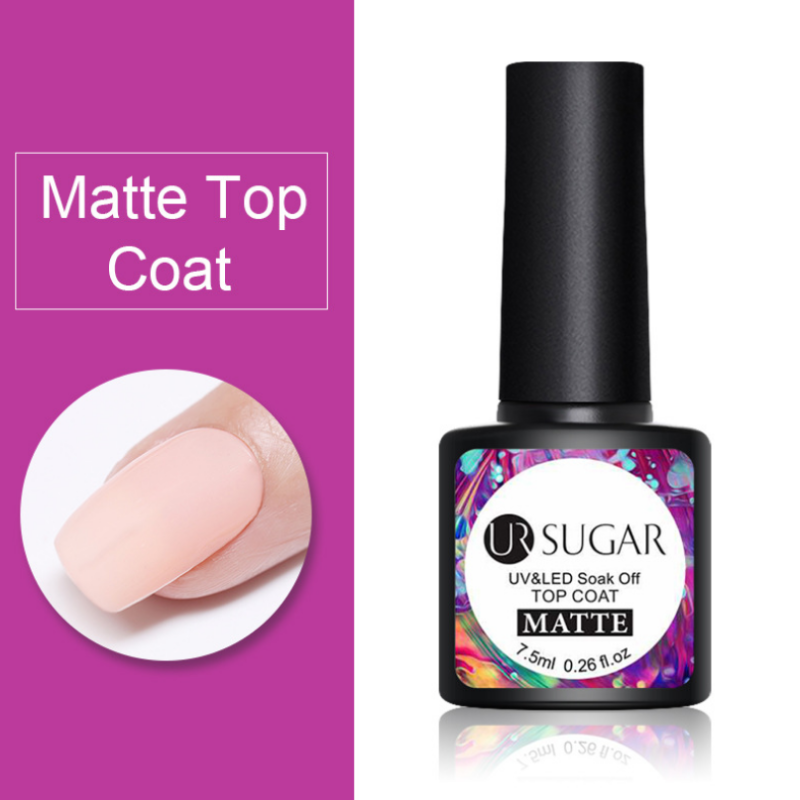UR Sugar Matte Top Coat 7.5ml
