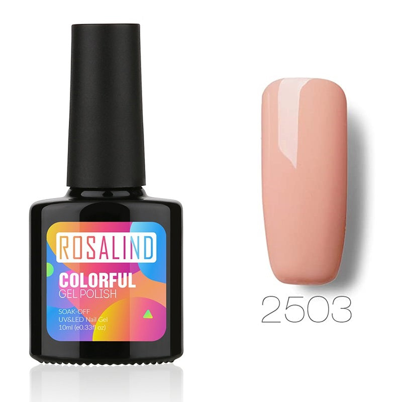 Rosalind Gel Nail Polish 10ml