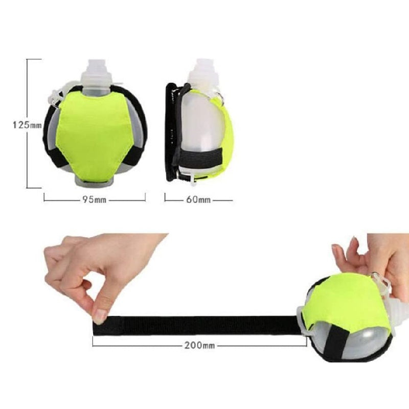 Wrist Water Bottle