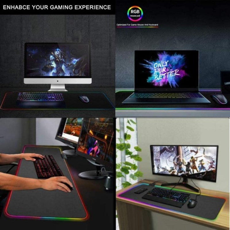 Oversized LED Keyboard Pad