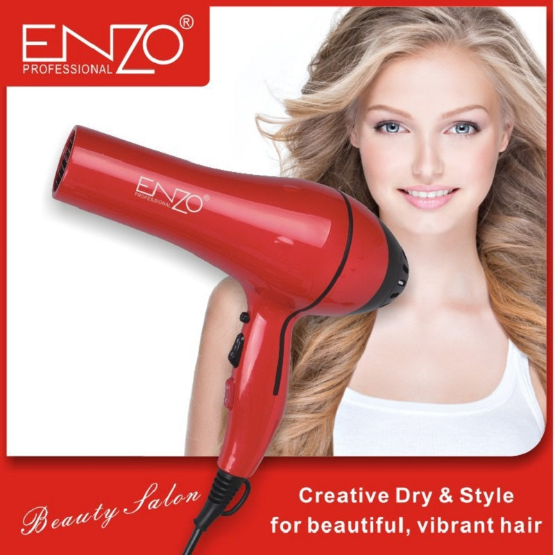 Enzo Silk Ceramic Hairdryer