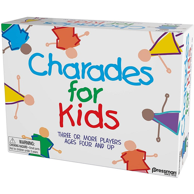 Charades for Kids Board Game