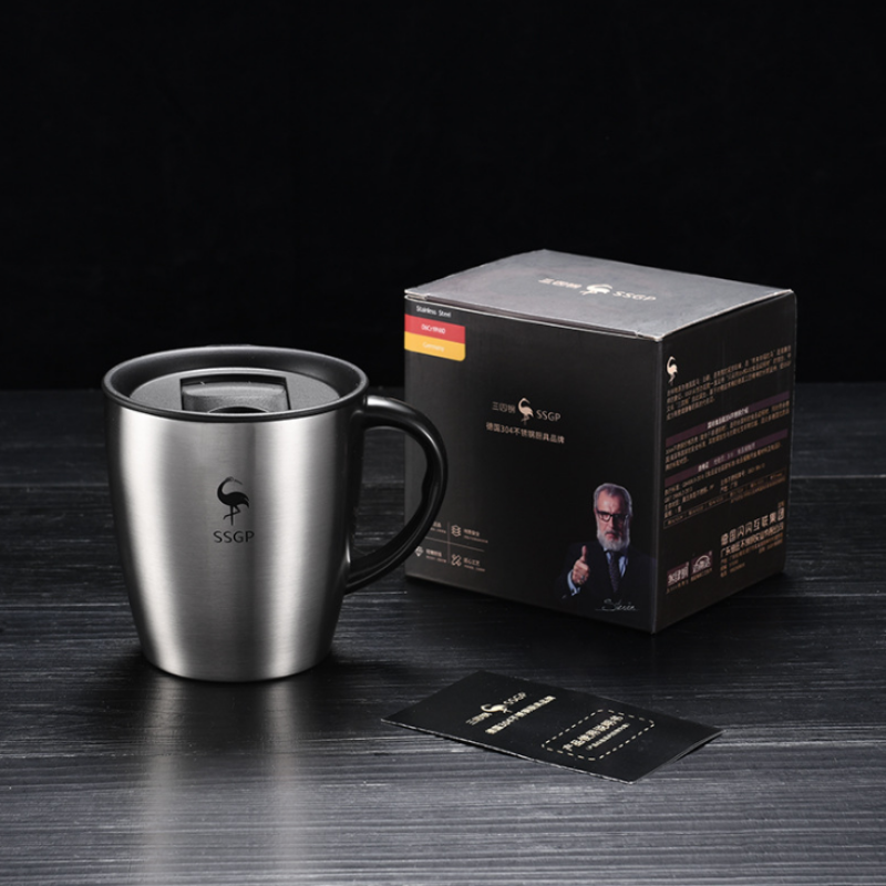 304 Stainless Steel Coffee Cup